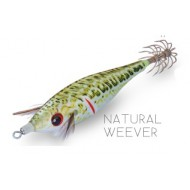 DTD WOUNDED FISH BUKVA 65MM NATURAL WEEVER
