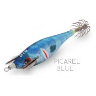 DTD WOUNDED FISH BUKVA 65MM PICAREL BLUE