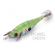 DTD WOUNDED FISH BUKVA 65MM PICAREL GREEN