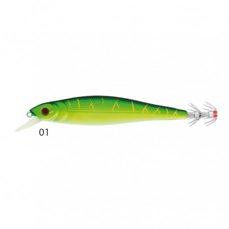 MINNOW SQUID 105MM COL.01