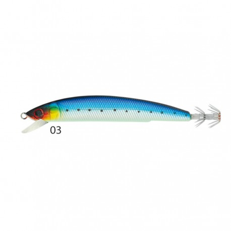 MINNOW SQUID 115MM COL.03