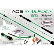 AQS HARPOON REGAL SLOW PITCH 160GR (REGULAR)
