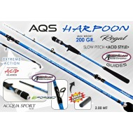 AQS HARPOON REGAL SLOW PITCH 200GR (ACID)
