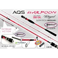 AQS HARPOON REGAL SLOW PITCH 200GR (REGULAR)