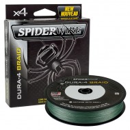 SPIDERWIRE DURA4 BRAID 300MT 0,14MM