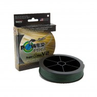 POWER PRO SUPER 8 SLICK 275MT MOSS GREEN 0,15