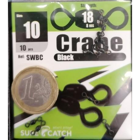 CRANE BLACK N.10 8KG