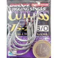 DECOY JS-2 JIGGING SINGLE 6/0