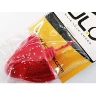 JLC XOCO HEAD 120GR RED SHINY