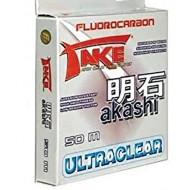 LINEAEFFE TAKE AKASHI FLUOROCARBON 50MT 0,22MM 9KG