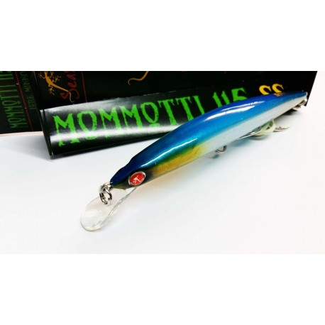 SEASPIN LURES MOMMOTTI SS 115MM GSTB