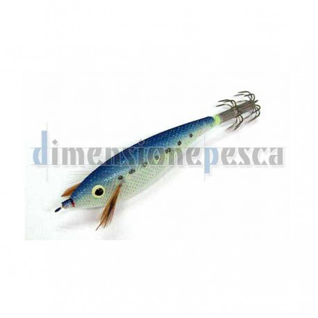 YO ZURI SQUID JIG ULTRA DX MEDIUM IW