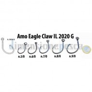 EAGLE CLAW SERIE 2020G N.8/0