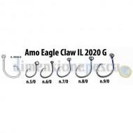 EAGLE CLAW SERIE 2020G N.9/0