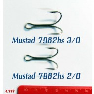MUSTAD 7982 3/0 (1PZ)