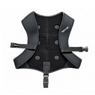 BACK HARNESS CACCIA BLACK S-M