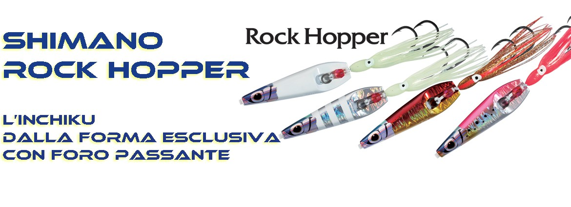 Shimano Rock Hopper